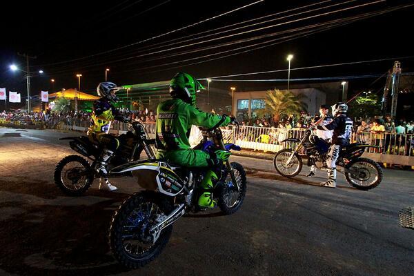 Sinop sediará competição nacional de MotoCross Freestyle durante o Celebra