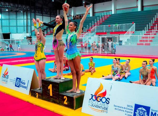 Jogos Escolares definem os campeões mato-grossenses dos esportes individuais