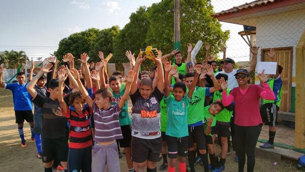 Prefeitura realiza Copa Caça Talentos de Futebol no grande São Cristóvão